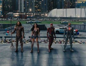 Justice League - Foto Ufficiale del film