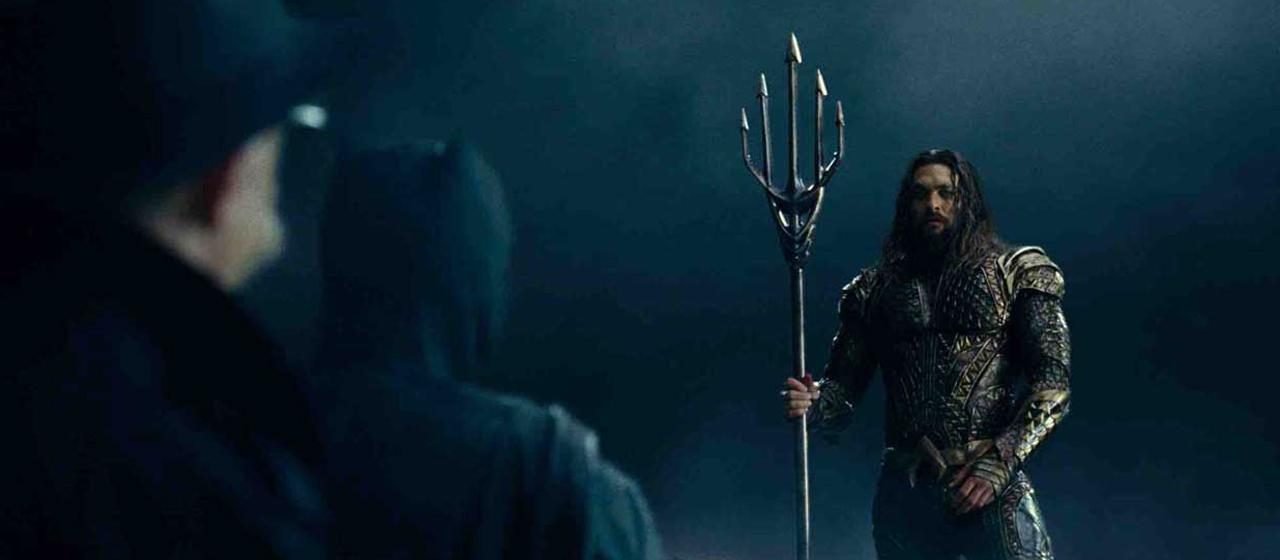Justice League Foto dal film