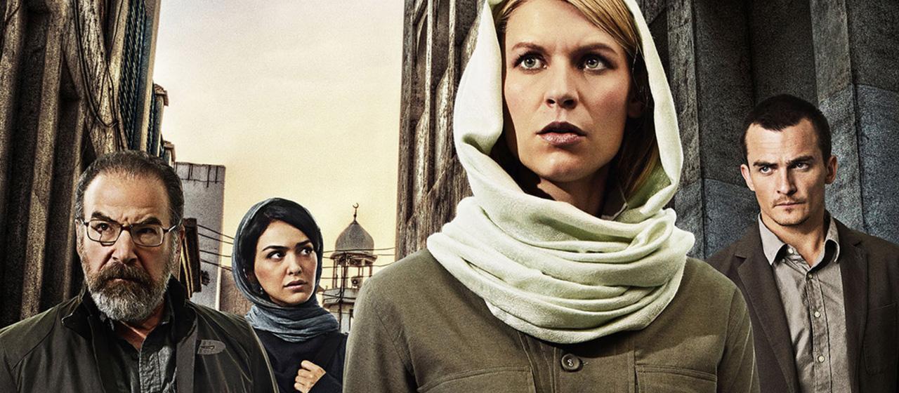 Homeland - Foto dalla serie Tv
