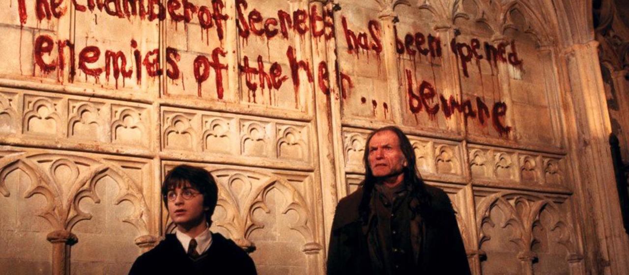 Harry Potter e la camera dei segreti - Foto dal film