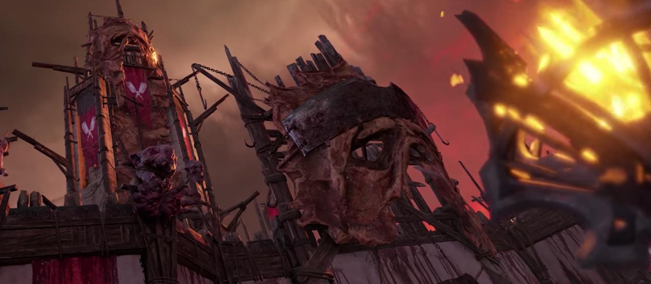 La Terra di Mezzo: L'Ombra della Guerra - Espansione Nemesis Tribù del Massacro - screenshot dal trailer