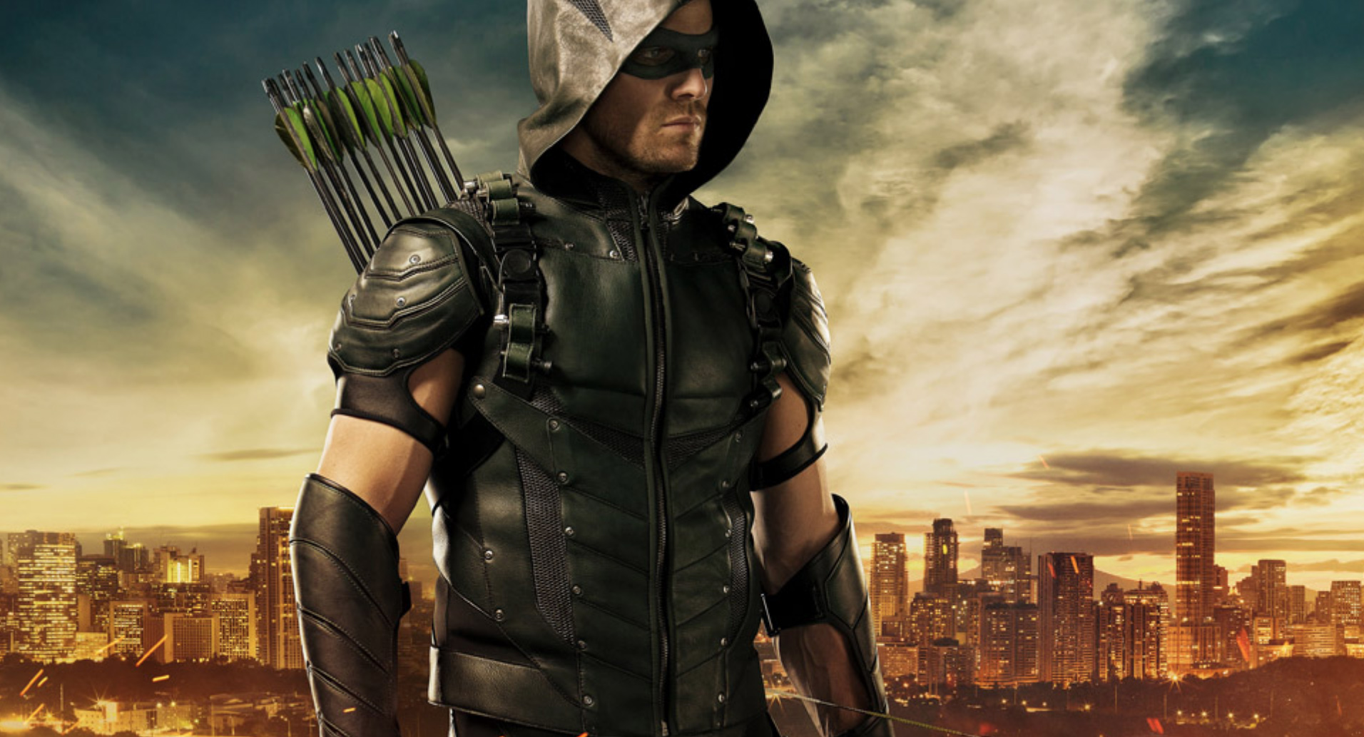 Arrow - Foto dalla serie Tv