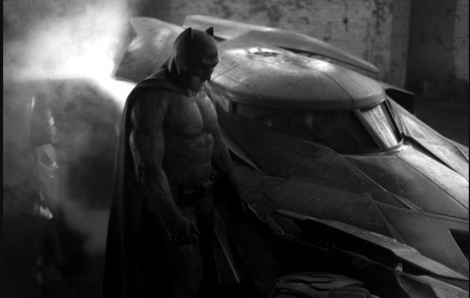 Batman v Superman - Foto dal film