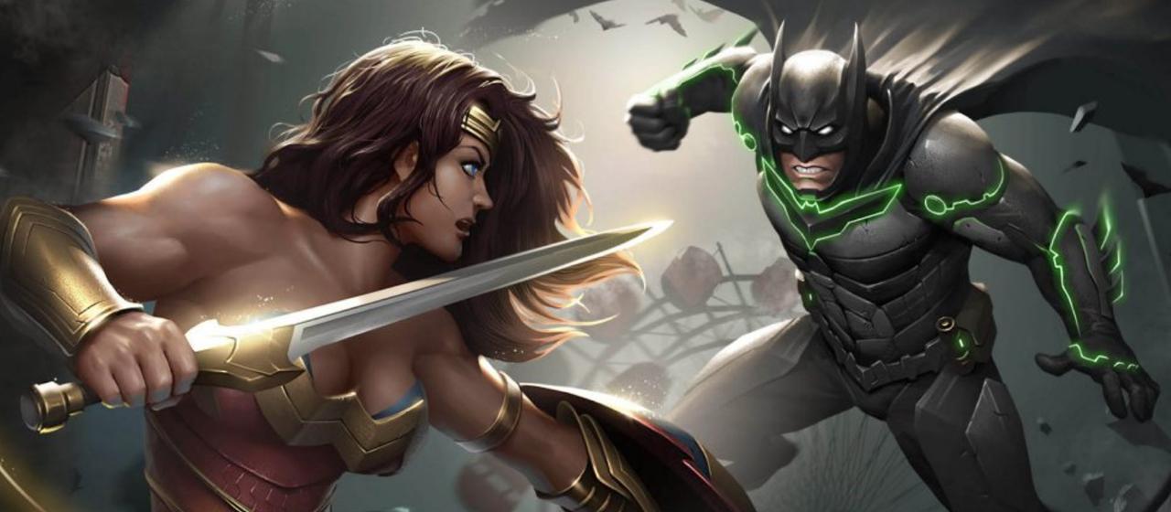 Injustice 2 - Foto dal gioco