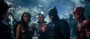 Justice League - Foto dal film