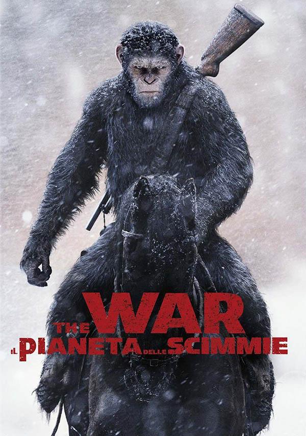 The War   Il Pianeta Delle Scimmie_Poster