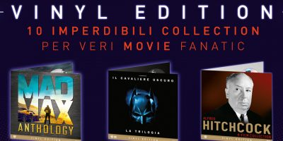I classici più belli e le grandi franchise di  20th Century Fox Home  Entertainment e Warner Bros. Entertainment Italia nell'esclusiva VINYL EDITION
