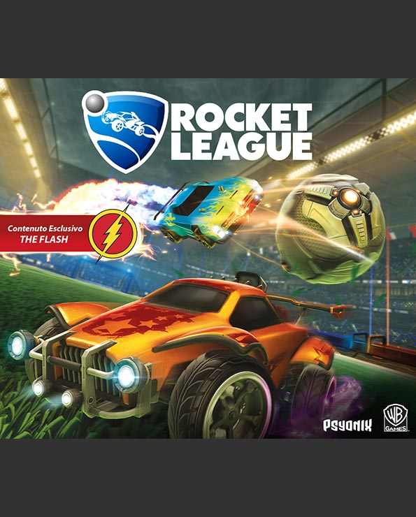 Rocket League_poster