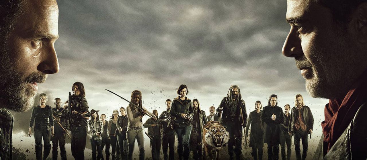 The Walking Dead- Header