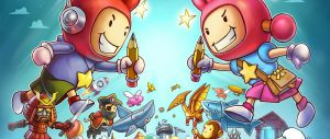 Scribblenauts Showdown_header