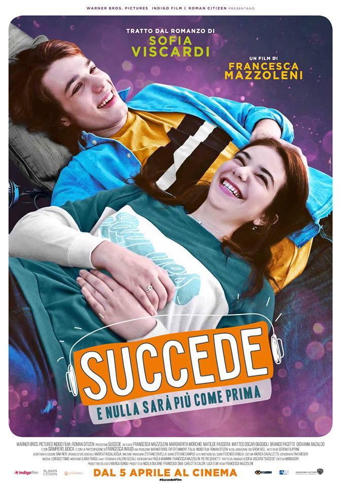 Succede Poster Italia