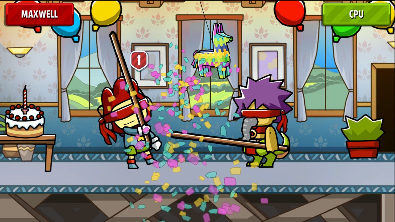 Scribblenauts™ Showdown