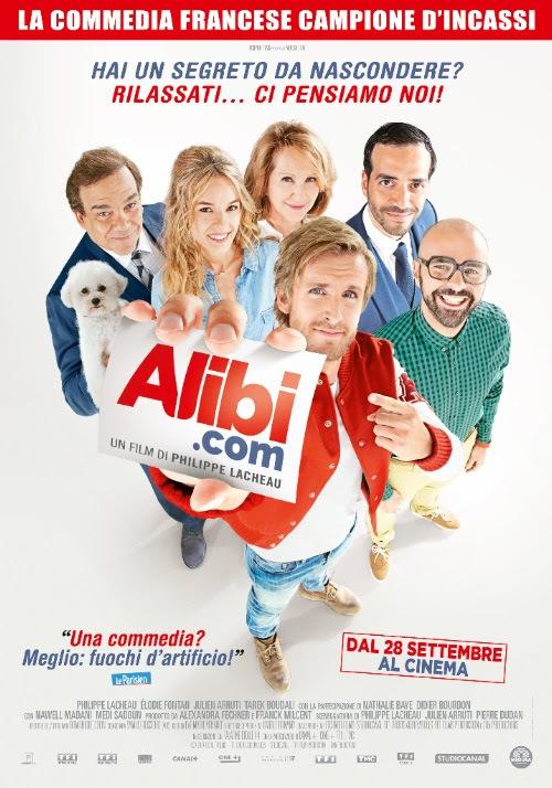 Alibi.com Poster Italia