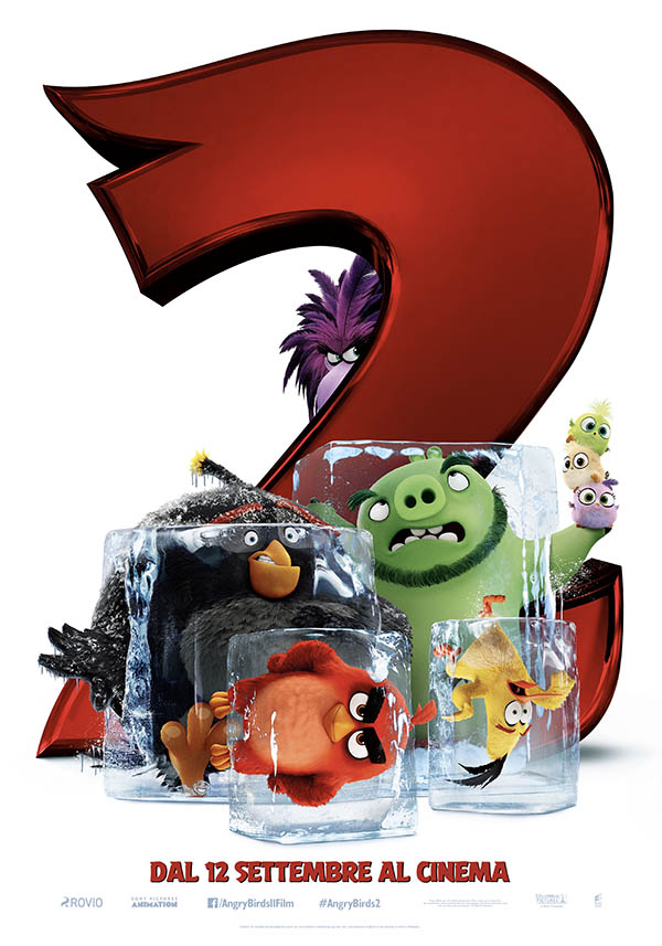 Angry Birds 2_Teaser Poster Italia