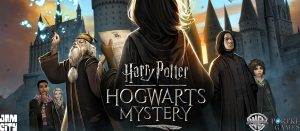 Harry Potter: Hogwarts Mystery - Key art