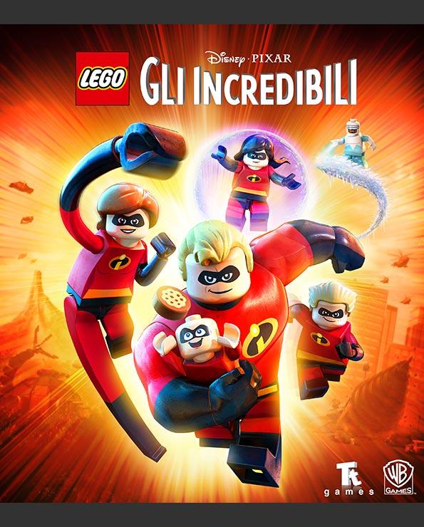 LEGO Gli Incredibili_Poster