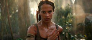 Tomb Raider - Foto dal film
