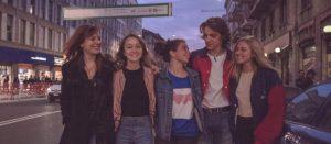 Succede - Foto dal film