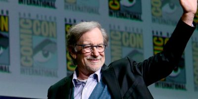 Steven Spielberg premiato con il David alla Carriera in occasione dell'uscita in sala di Ready Player One