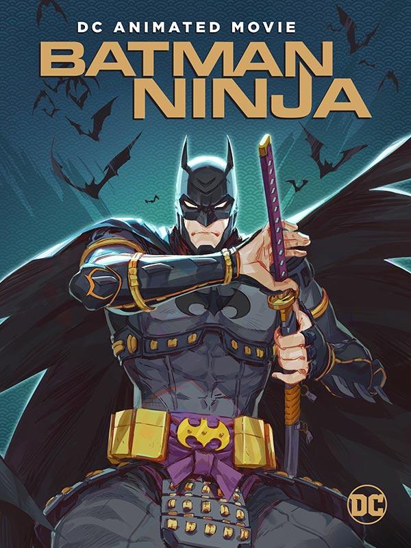 Batman Ninja_Poster Italia