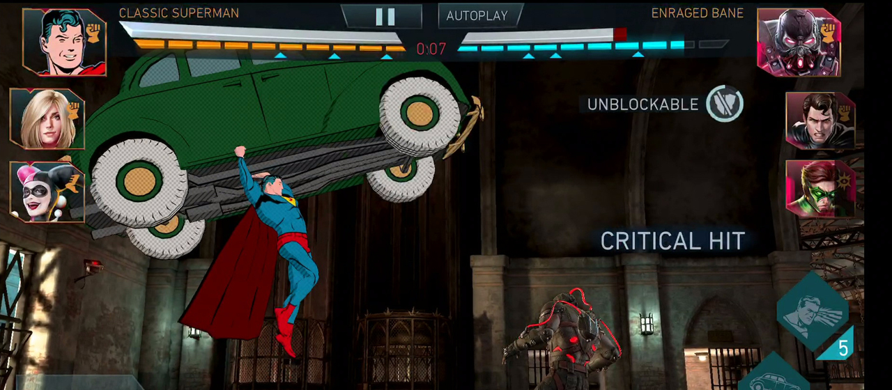 Injustice 2 per dispositivi mobili celebra l'80° anniversario di Superman