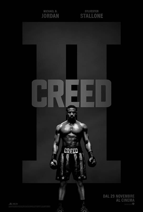 Creed II_Teaser Poster Italia