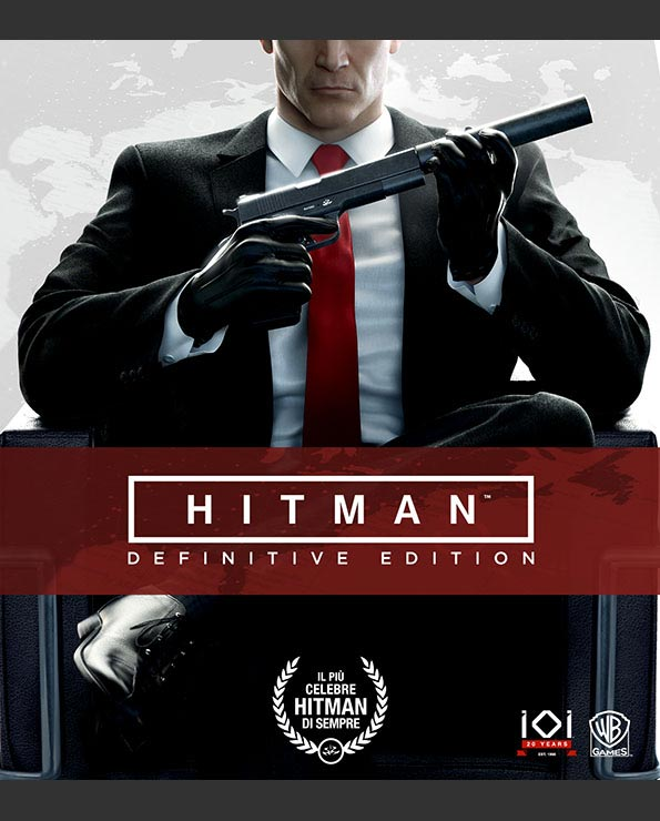 HITMAN Definitive Edition_Poster