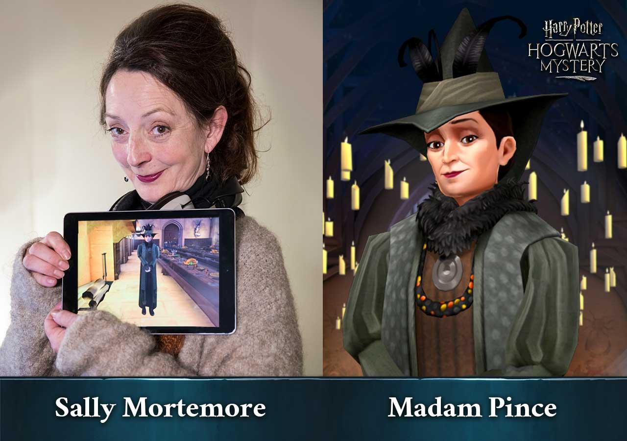Harry Potter: Hogwarts Mystery - Sally Mortemor