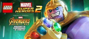 LEGOMarvel Super Heroes2 - Marvel's Avengers: Infinity War DLC Pack