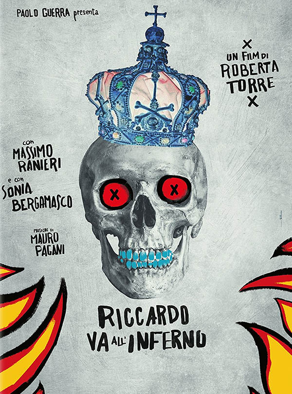 Riccardo Va All'Inferno_HomeVideo