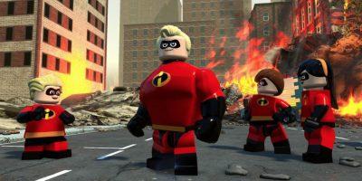 LEGO® Gli Incredibili – Il nuovissimo trailer del gameplay punta i riflettori sulla famiglia Parr e i loro superpoteri
