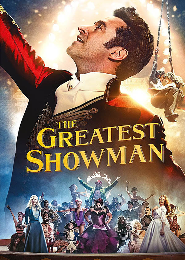 The Greatest Showman_HomeVideo