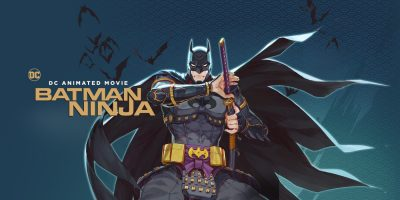 Al Comicon tre anteprime Warner Bros. Home Entertaiment e DC  Entertaiment: Batman contro Jack lo Squartatore, Suicide Squad: Un inferno da scontare e Batman Ninja