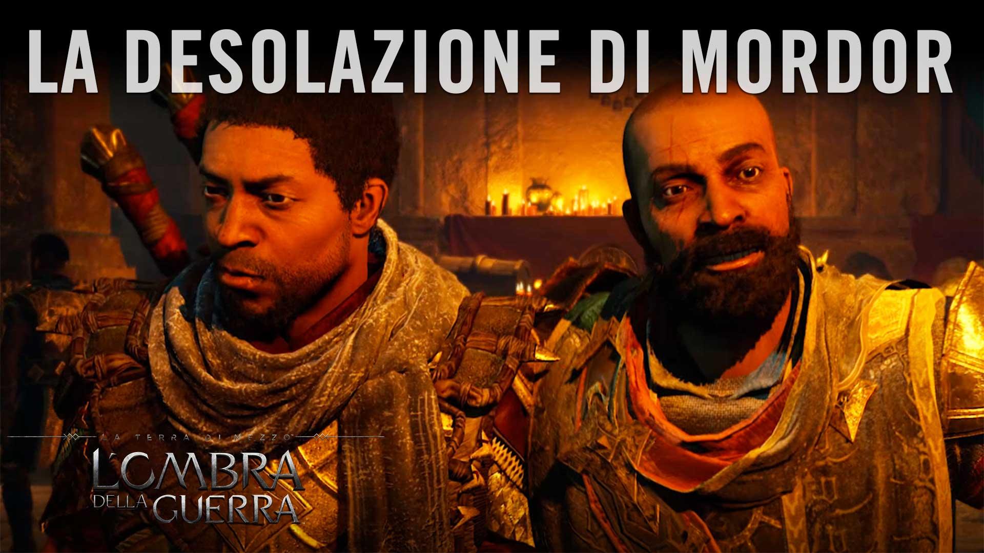 La Terra di Mezzo™: L'Ombra della Guerra™ - DLC La Desolazione di Mordor