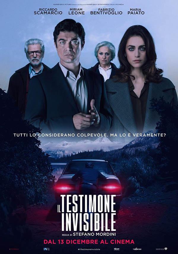 Il testimone invisibile Poster Italia