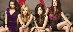 Pretty Little Liars - Foto dalla serie
