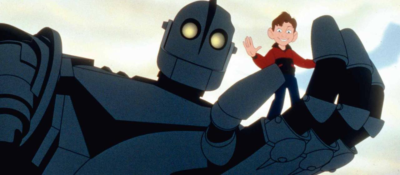 Il gigante di ferro - Foto dal film
