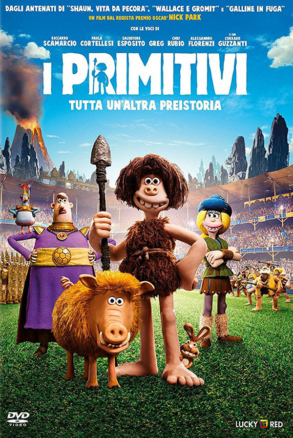 I Primitivi_HomeVideo