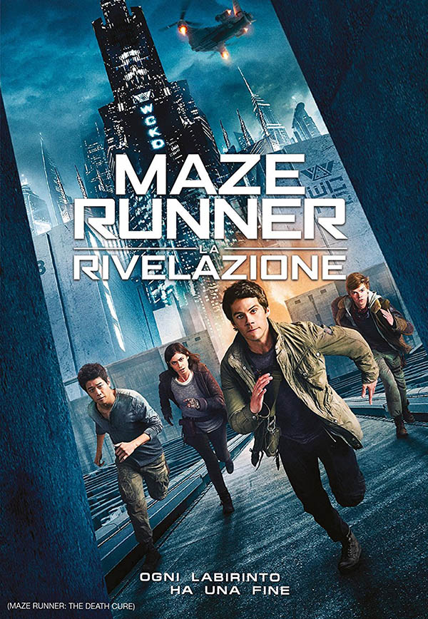 Maze Runner   La rivelazione_HomeVideo