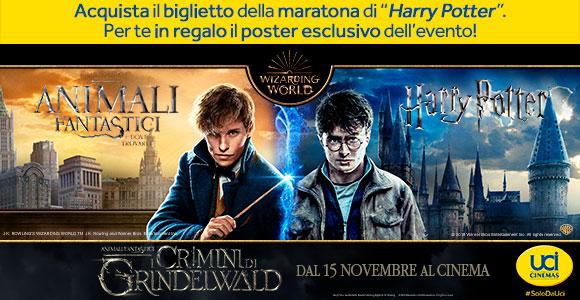 Maratona Harry Potter