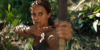 Tomb Raider – Il film con con Alicia Vikander nei panni di Lara Croft è ora disponibile in edizioni 4K Ultra HD, Steelbook Blu-ray, Blu-ray e DVD