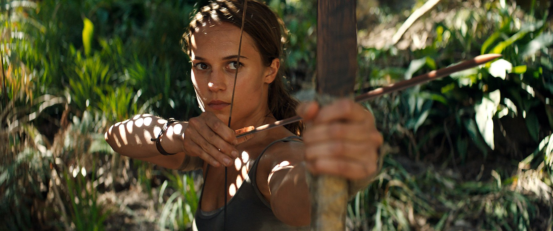 Tomb Raider - Foto dal Film