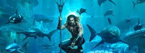 Aquaman - dettaglio del poster