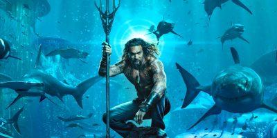 Aquaman – Poster Ufficiale Italiano del Film con Jason Momoa