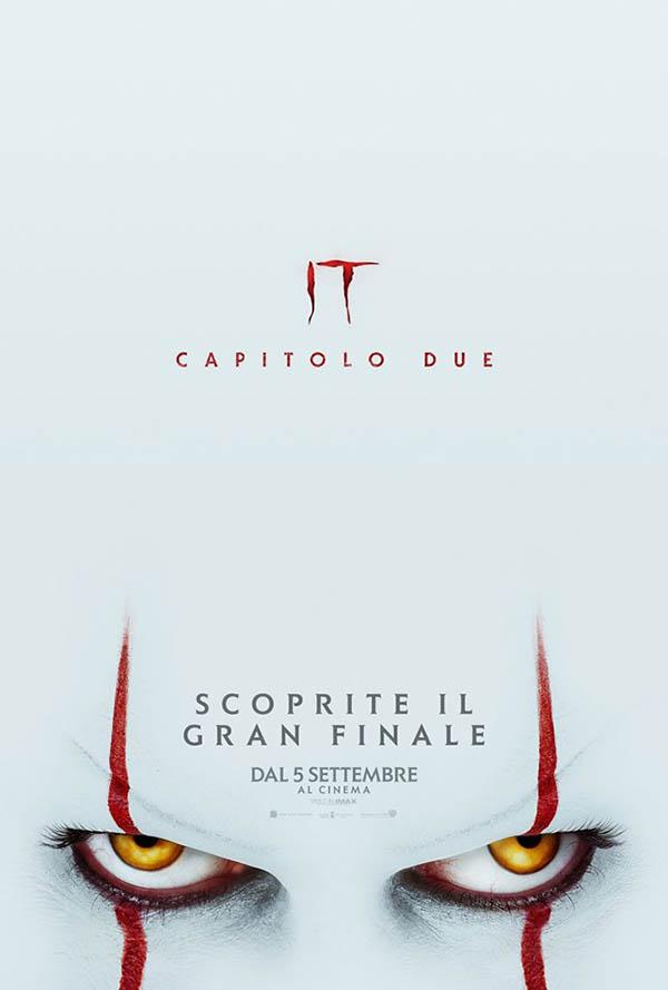 IT CAPITOLO DUE_Poster Italia