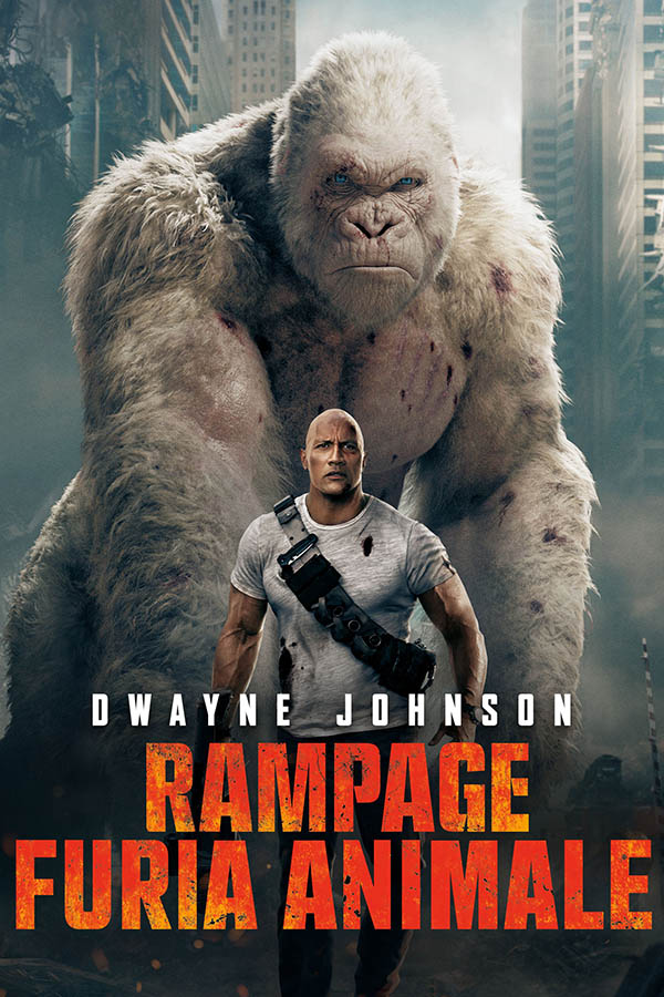 Rampage   Furia Animale_Digital