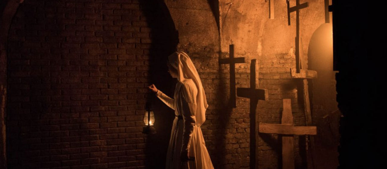 THE NUN - LA VOCAZIONE DEL MALE: foto dal film