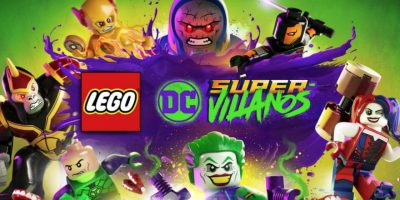Warner Bros. Interactive Entertainment, TT Games, The LEGO Group e Dc annunciano il lancio di: LEGO Dc Super-Villains
