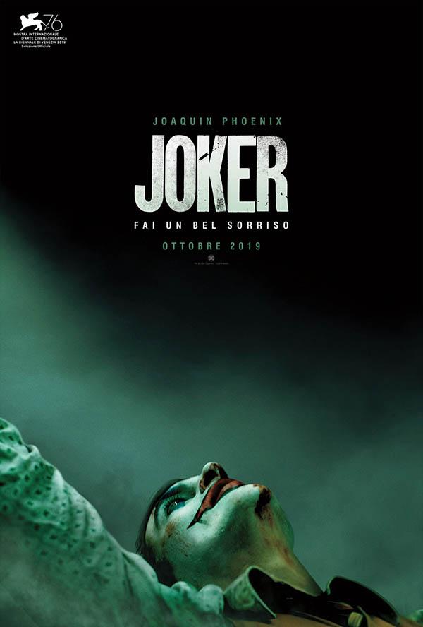 Joker_Teaser Poster Italia