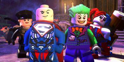 Il Pacchetto personaggi DC Movie per LEGO DC Super-Villains è arrivato